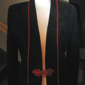 Black_Red Jacket