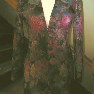 Jacquard Suit
