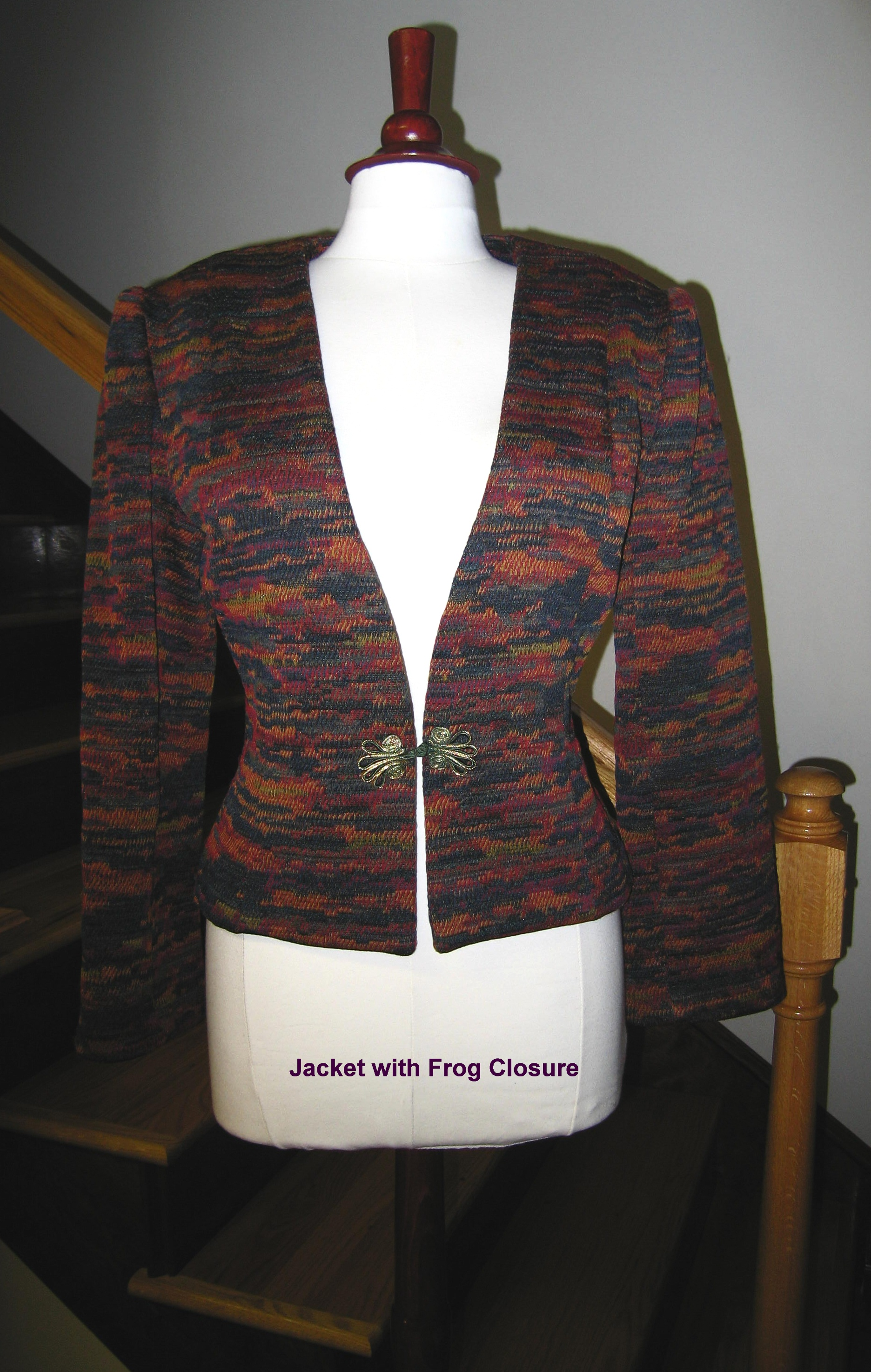 Multi-Colored Jacket